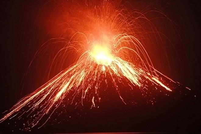 Nhiều người có thể chưa biết, ngay tại Hà Nội cũng có núi lửa - Ảnh 1.