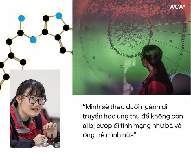 Nguyễn Phương Thảo: Từ fan cuồng Kpop đến người có điểm thi Olympic Sinh học Quốc tế cao nhất thế giới - Ảnh 8.