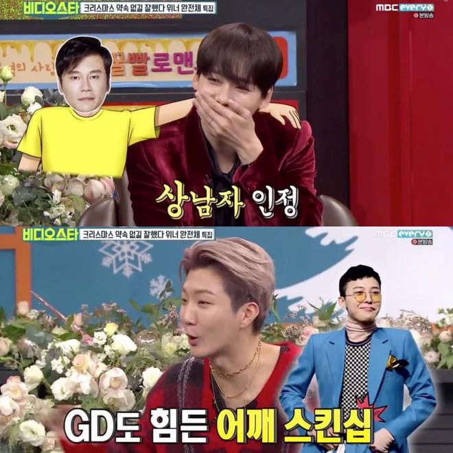 Anh cả của Winner to gan hơn G-Dragon khi dám làm điều này với bố Yang! - Ảnh 1.