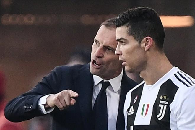 Vào sân từ ghế dự bị, Ronaldo đóng vai đấng cứu thế giúp Juventus thoát thua hú hồn - Ảnh 3.