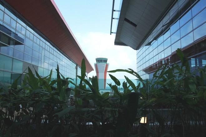 Chùm ảnh: Cận cảnh sân bay hiện đại nhất Việt Nam trị giá gần 8.000 tỷ đồng trước giờ khánh thành - Ảnh 14.
