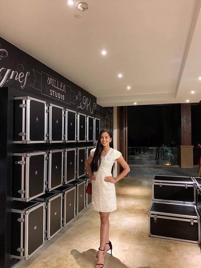 Tin vui từ Miss World: Tiểu Vy lọt Top 5 dự án nhân ái, chắc chắn một suất vào Top 30 trong đêm chung kết - Ảnh 1.