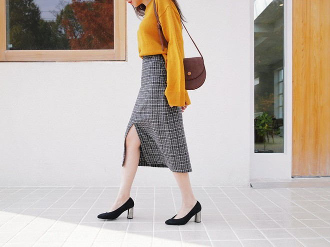 Dù là giày đế bệt hay cao gót, bạn cũng cần loạt bí kíp sau để chọn được đôi vừa êm chân lại nịnh dáng - Ảnh 3.