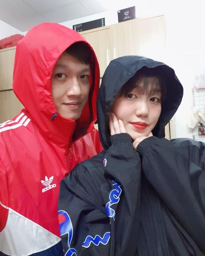 Vợ chồng MC Trần Ngọc: Tướng phu thê từ khuôn mặt, biểu cảm đến đôi mắt mí rưỡi tinh nghịch - Ảnh 3.