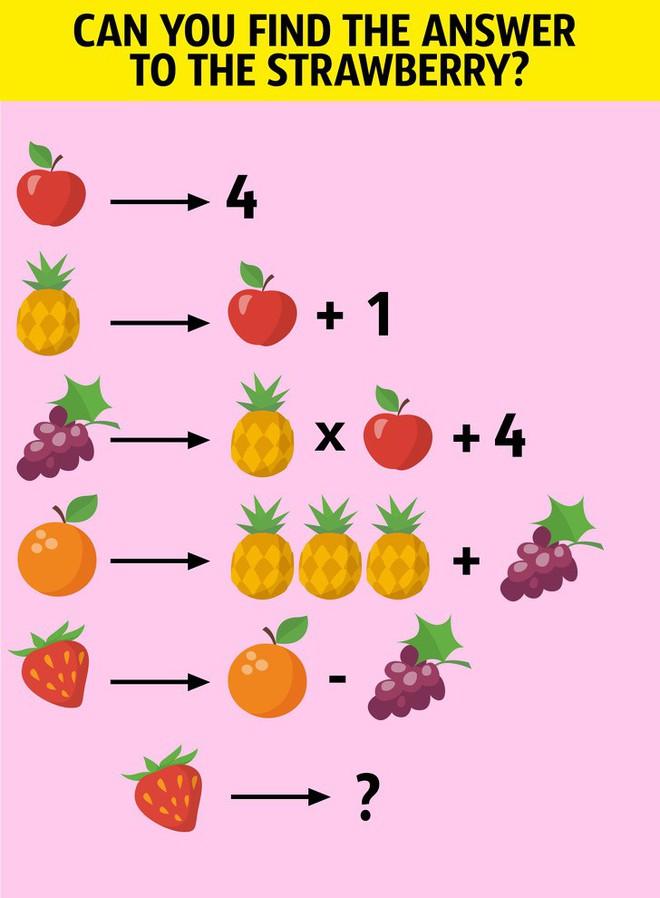 Phải thông minh lắm bạn mới giải được 6 câu đố kích thích trí não và khả năng tư duy này - Ảnh 4.