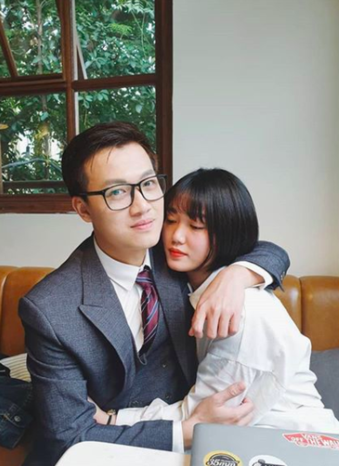 Vợ chồng MC Trần Ngọc: Tướng phu thê từ khuôn mặt, biểu cảm đến đôi mắt mí rưỡi tinh nghịch - Ảnh 11.