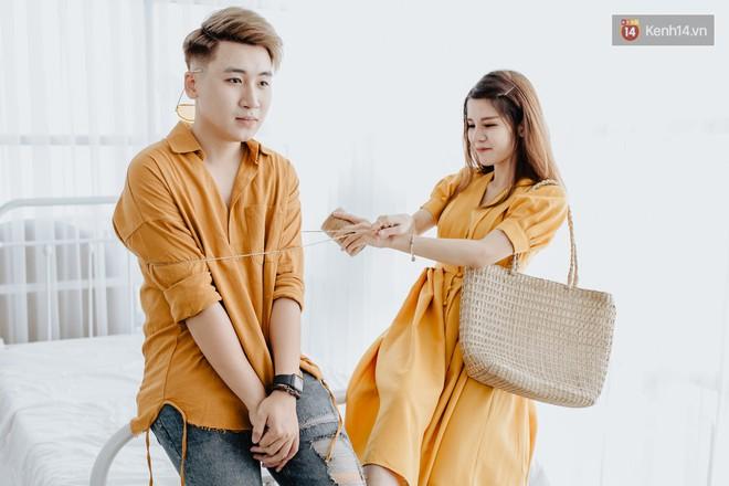 Huy Cung sau khi kết hôn: Đàn ông nên sợ vợ thì mới hạnh phúc được - Ảnh 10.