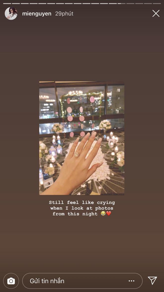 Hot girl Việt biến story Instagram thành bản tổng kết năm: Người vi vu khắp thế giới, người được cầu hôn - Ảnh 13.
