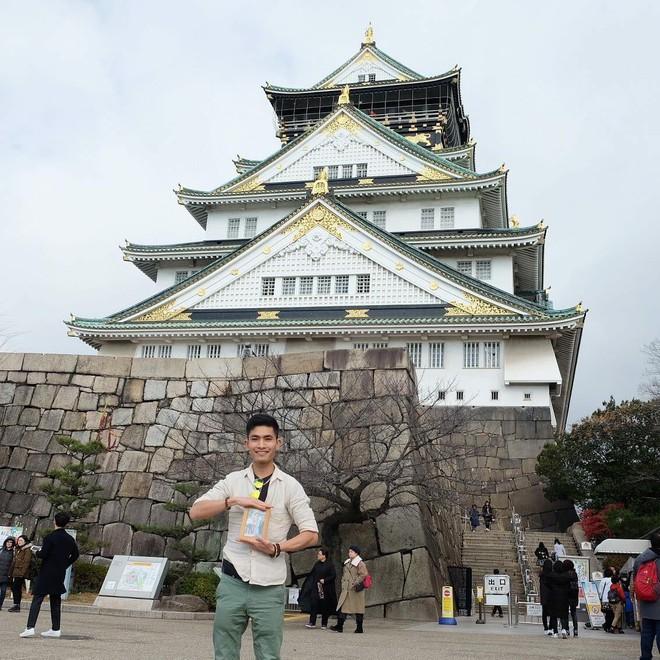 """Chàng du học sinh Nhật mang di ảnh bố mẹ đi khắp thế gian: """"Ba má ơi, mình đi đâu tiếp?"""" - Ảnh 3."""