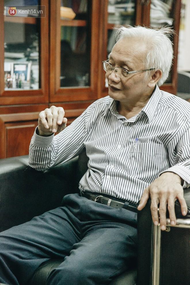 Chủ tịch Hội tâm lý Giáo dục Hà Nội nói về 2 vụ tát học sinh: Việc xin lỗi học trò sẽ làm nhân cách của thầy cô lớn hơn chứ không thấp đi - Ảnh 7.