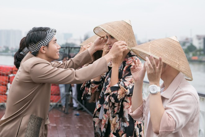 Hương Giang tái ngộ Chị Đại Asias Next Top Model tại TP.HCM - Ảnh 5.