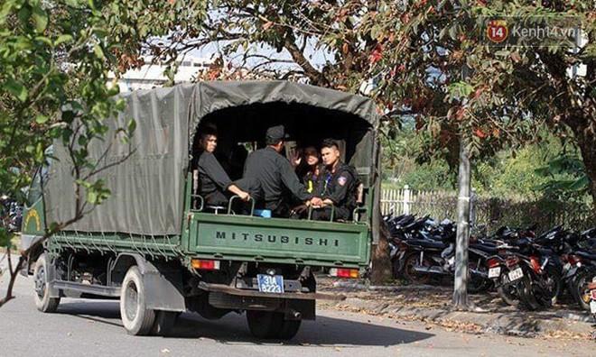 Hà Nội tung hàng nghìn cảnh sát chốt chặn, giữ an ninh trận bán kết lượt về Việt Nam - Philippines - Ảnh 2.