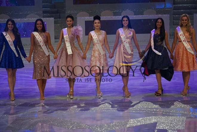 Người đẹp Mexico đăng quang Miss World 2018, Tiểu Vy dừng chân ở Top 30 trong tiếc nuối - Ảnh 15.
