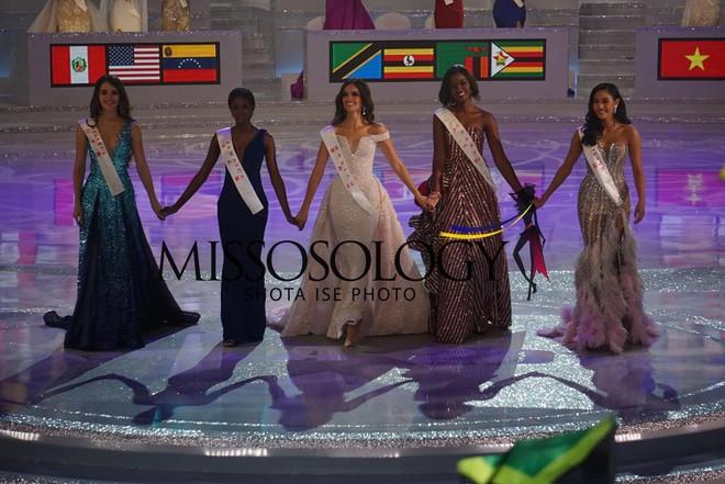 Người đẹp Mexico đăng quang Miss World 2018, Tiểu Vy dừng chân ở Top 30 trong tiếc nuối - Ảnh 17.