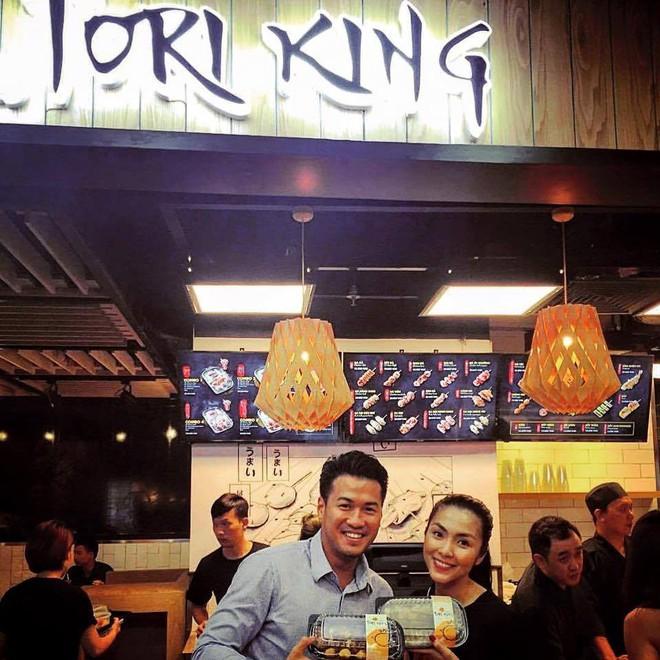 Đi ăn mấy quán này, thế nào cũng có ngày bắt gặp vợ chồng Tăng Thanh Hà - Ảnh 9.