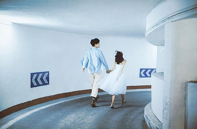"""Thêm một bộ ảnh """"couple"""" chụp bằng máy film tình đến từng khoảnh khắc - Ảnh 17."""