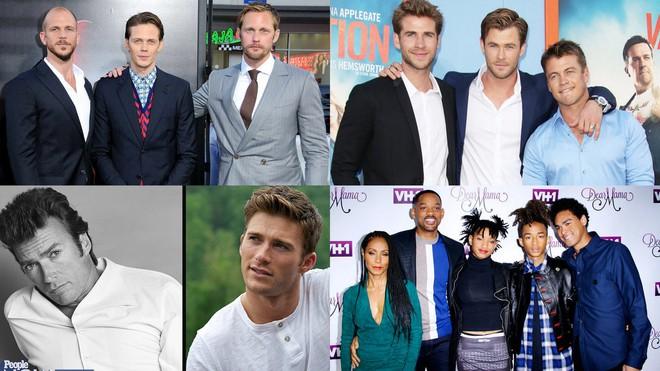 9 dòng họ quyền lực nhất nhì Hollywood mà bạn không thể không biết! - Ảnh 1.