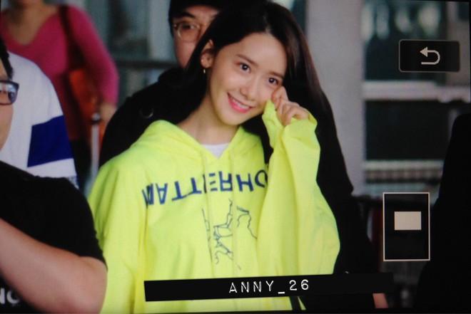 Không thể tin nổi đây là hình ảnh chưa qua chỉnh sửa của nữ thần Yoona (SNSD) - Ảnh 2.