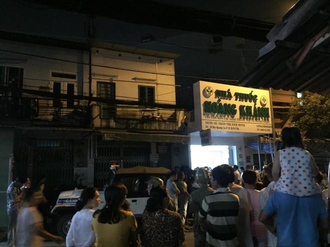 Lời khai bất ngờ của thanh niên 22 tuổi sát hại cô gái chủ tiệm thuốc tây ở Sài Gòn - Ảnh 2.