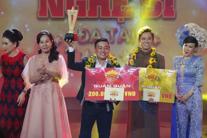 Trưởng nhóm X-Pro - Hữu Tín giành ngôi Quán quân Người nghệ sĩ đa tài mùa 2 - Ảnh 2.