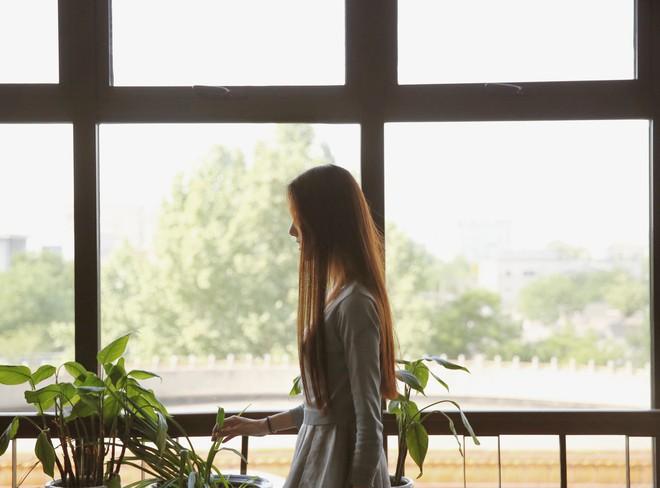 Nữ du học sinh Trung Quốc gây ấn tượng với vẻ đẹp dịu dàng, cổ điển - Ảnh 6.