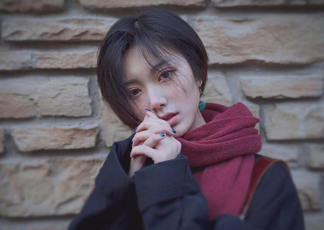 Cô bạn Trung Quốc siêu xinh chứng minh con gái nên để tóc ngắn ít nhất 1 lần! - Ảnh 8.
