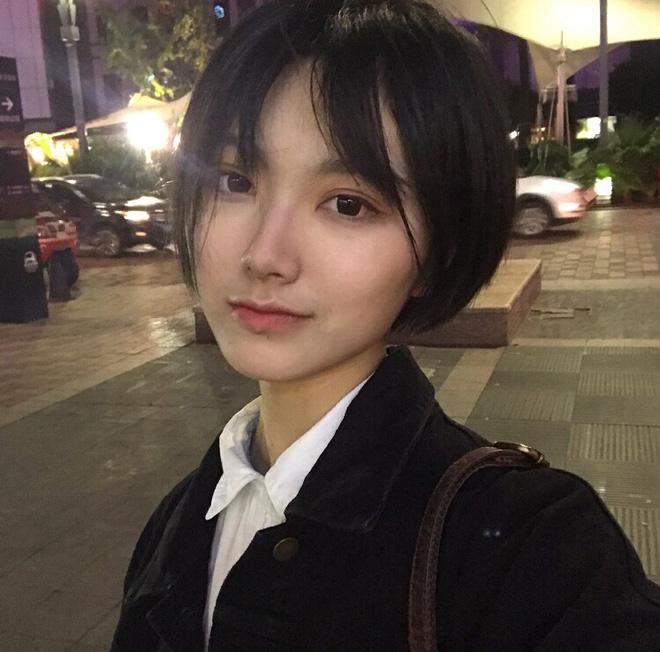 Cô bạn Trung Quốc siêu xinh chứng minh con gái nên để tóc ngắn ít nhất 1 lần! - Ảnh 3.