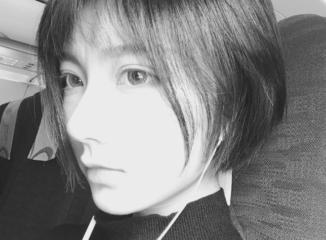 Cô bạn Trung Quốc siêu xinh chứng minh con gái nên để tóc ngắn ít nhất 1 lần! - Ảnh 14.