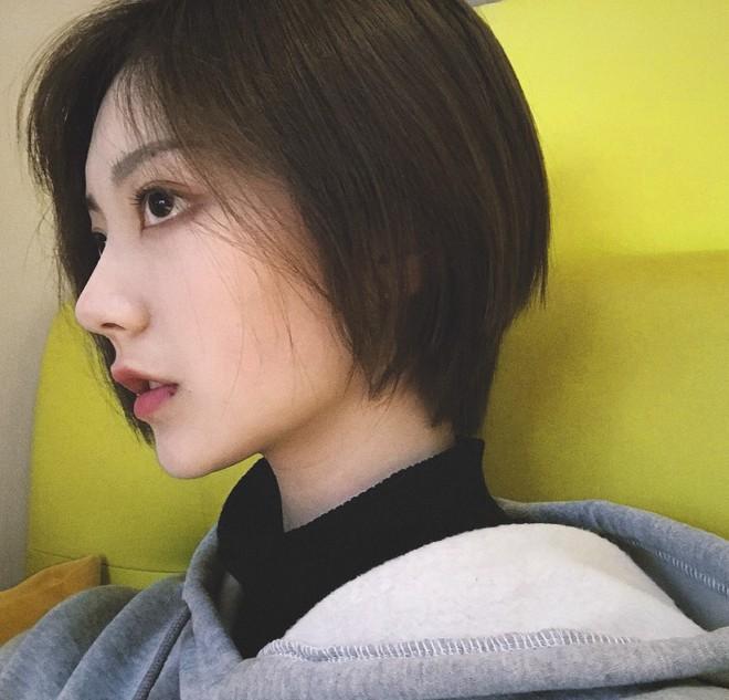 Cô bạn Trung Quốc siêu xinh chứng minh con gái nên để tóc ngắn ít nhất 1 lần! - Ảnh 13.