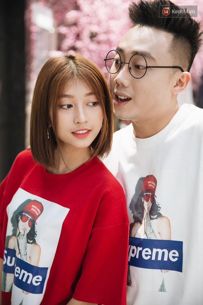 Ginô Tống và Kim Chi: Cặp đôi thần tượng mới với hơn 1,2 triệu người theo dõi trên MXH - Ảnh 4.