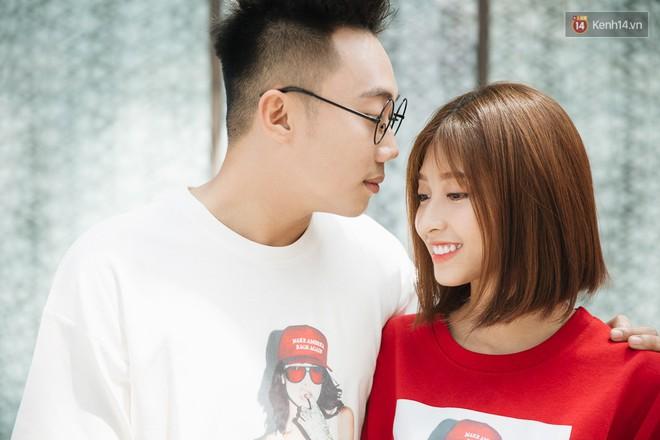 Ginô Tống và Kim Chi: Cặp đôi thần tượng mới với hơn 1,2 triệu người theo dõi trên MXH - Ảnh 12.