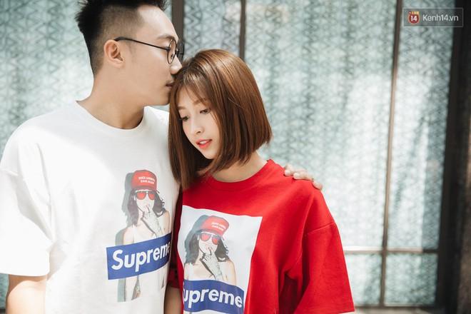 Ginô Tống và Kim Chi: Cặp đôi thần tượng mới với hơn 1,2 triệu người theo dõi trên MXH - Ảnh 11.