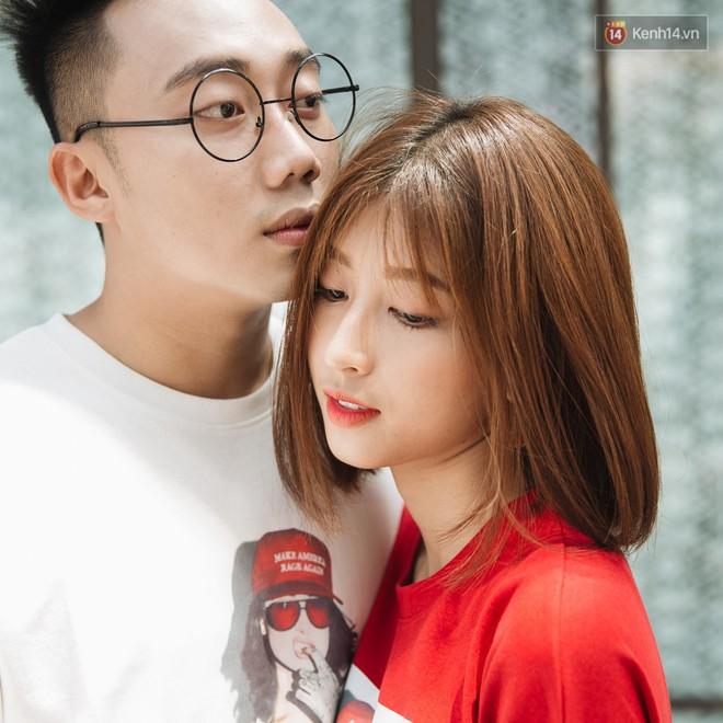 Ginô Tống và Kim Chi: Cặp đôi thần tượng mới với hơn 1,2 triệu người theo dõi trên MXH - Ảnh 9.