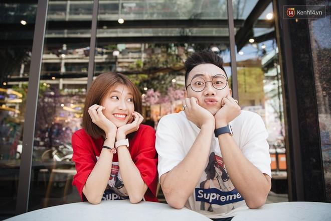 Ginô Tống và Kim Chi: Cặp đôi thần tượng mới với hơn 1,2 triệu người theo dõi trên MXH - Ảnh 8.
