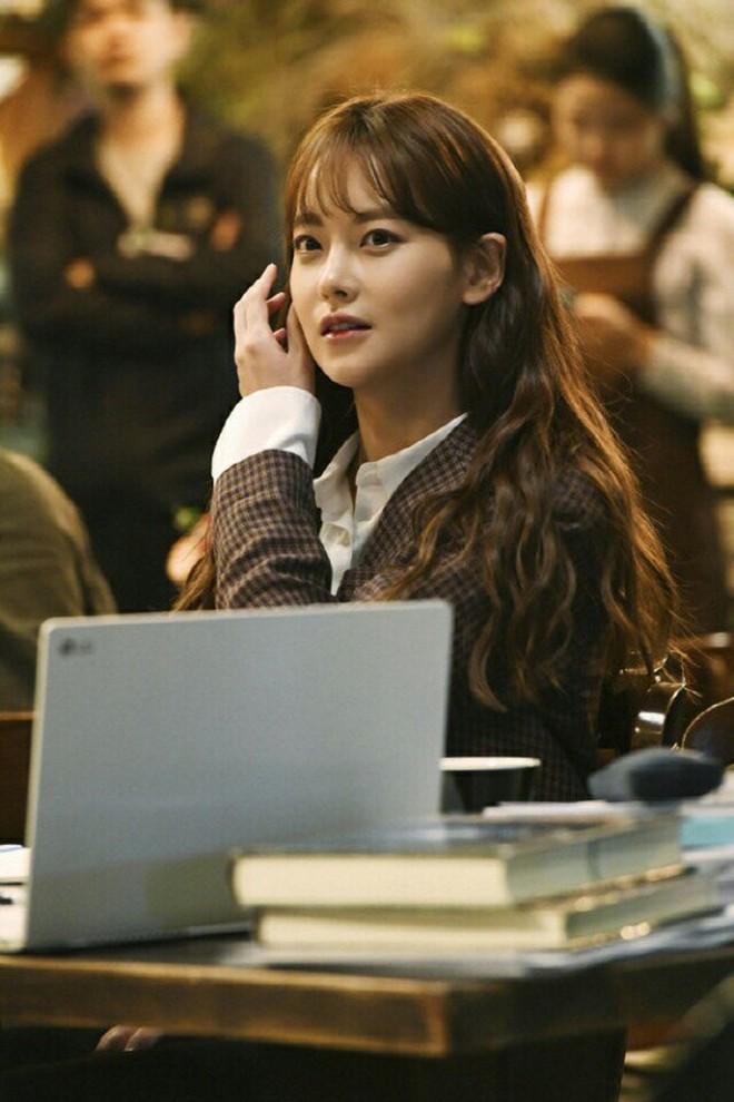 """Bản điện ảnh """"Cheese in the Trap"""" tung trailer đầu tiên: Hong Seol mới cực đẹp đôi với Park Hae Jin! - Ảnh 12."""