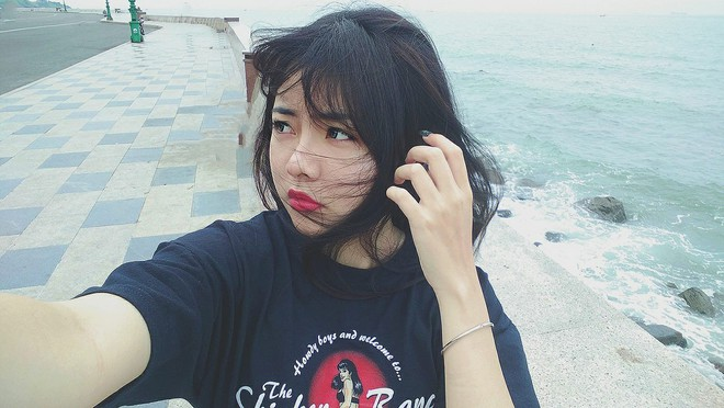 """Cận cảnh nhan sắc cô gái bị Phí Ngọc Hưng từ chối tỏ tình ở """"Vì yêu mà đến"""" - Ảnh 15."""
