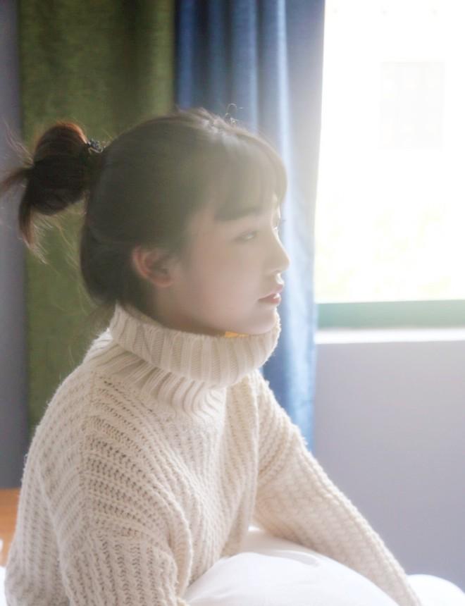 """Chỉ nhờ một bức ảnh xuất thần, cô bạn Trung Quốc đã được mệnh danh """"nữ thần góc nghiêng"""" - Ảnh 10."""