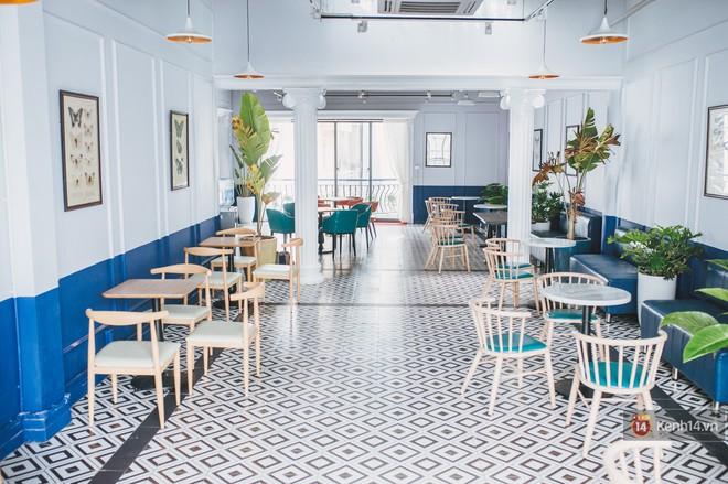 Review nhanh quán cafe rộng 2000m2 đang hot nhất Hà Nội dịp Tết này - Ảnh 7.
