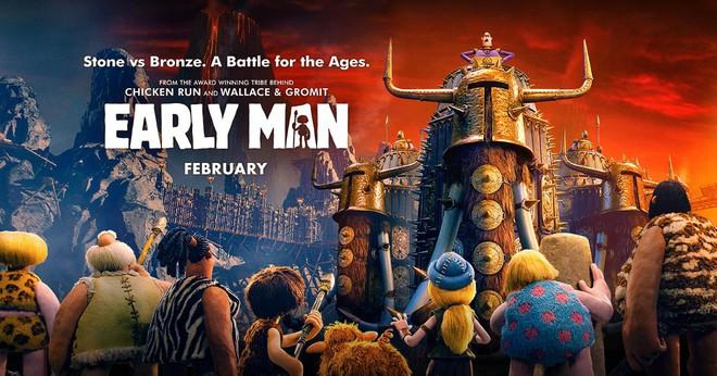 Early Man – Lên đường đi tìm lại cội nguồn môn thể thao vua đầy cảm hứng - Ảnh 1.
