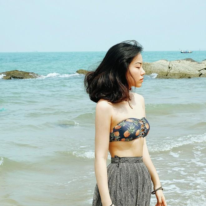 3 hot girl mặt xinh, dáng đẹp nhưng lại hiếm hoi lắm mới khoe body với bikini - Ảnh 2.