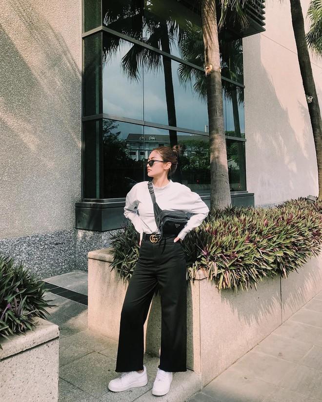Sao và fashionista Việt bây giờ ai cũng phải đeo túi 2 kiểu này mới chịu! - Ảnh 11.
