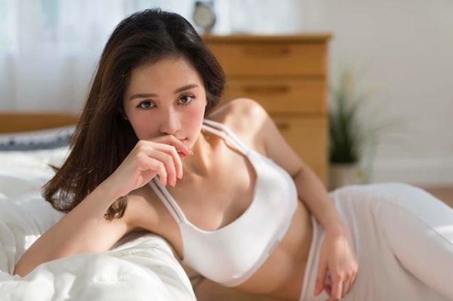 Đây là cách Jun Vũ đáp trả khi bị nói cố tình đăng ảnh bikini khoe ngực vừa bơm! - Ảnh 6.