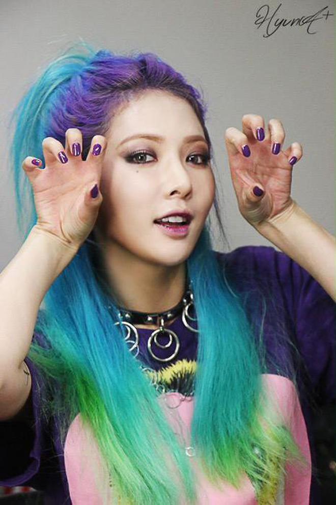 """Nhờ đổi màu tóc, loạt idol Hàn mới có màn """"lột xác"""" ngoạn mục đến thế - Ảnh 5."""