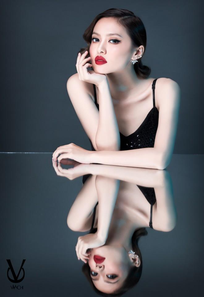 Nghe Hoa hậu Kỳ Duyên test 3 cây son cực hot của Vavachi mùa Valentine - Ảnh 1.