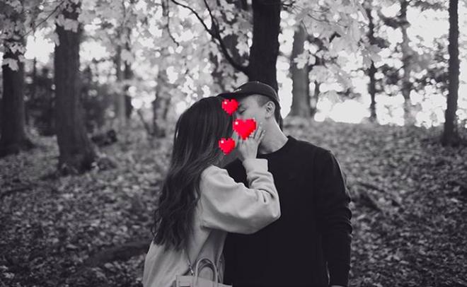 Valentine sắp đến, học ngay 6 kiểu chụp ảnh nghìn like từ các cặp đôi hot nhất MXH - Ảnh 4.