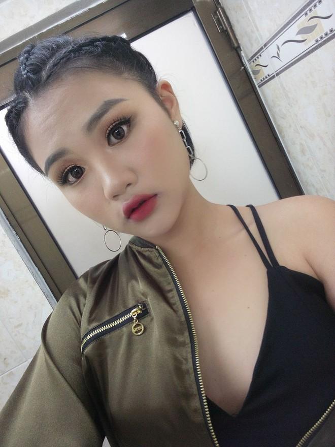 Cô bạn sinh năm 2001 bất ngờ được chú ý vì giống Hoa hậu Đại Dương - Ảnh 3.