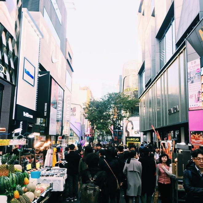 Thấy người ta đi Hàn nhiều thế, nhưng bạn biết phải chụp ảnh ở đâu thì đẹp chưa? - Ảnh 14.