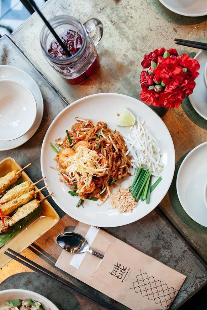 3 quán bán đồ Thái vừa ngon vừa đẹp giữa lòng Sài Gòn, bạn đã thử chưa? - Ảnh 3.