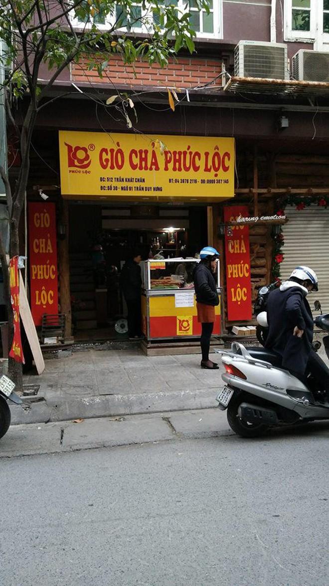 Những địa chỉ mua giò chả, bánh chưng từ thời ông bà ở Hà Nội mà Tết năm nào khách cũng xếp hàng ùn ùn - Ảnh 4.