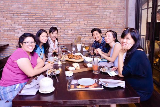 Đi ăn mấy quán này, thế nào cũng có ngày bắt gặp vợ chồng Tăng Thanh Hà - Ảnh 1.
